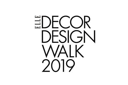 2019.10.08 ELLE DECOR DESIGN WALK2019参加のお知らせ